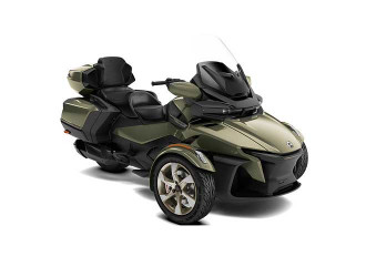 Can-Am Spyder RT Sea-to-Sky Highland Green '21